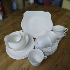 Unboxed TUSCAN'S White Porcelain & China