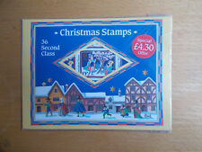 GB QEII 1986 Christmas Booklet Only Source of SG 1342eu Underprint U/M Cat £17