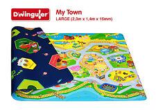 Spielmatte - Kinderspielmatte - Dwinguler - My Town - Playmat - Mat - L