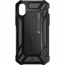 Element Case - Roll Cage Case for Apple® iPhone® X - Black