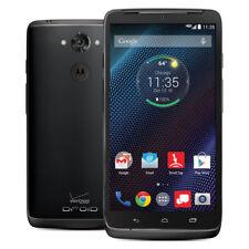 Motorola DROID Turbo - Black Ballistic Nylon - 32GB - (Verizon) Smartphone - VGC