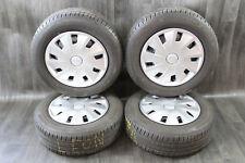 15 pulgadas Neumáticos de verano + SEAT LEON 5f+ 6x15 ET43 195/65 R15 ORIGINAL
