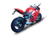 Portatarga Ducati Panigale V4 EVOTECH Tail Tidy Kennzeichenhalter Plate Holder