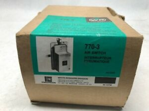WHITE-RODGERS 770-3 AIR SWITCH NEW