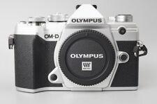 *NEW* Olympus OM-D E-M5 Mark III Camera (Silver) Body, EM5 3, EM-5, *NO LENS*