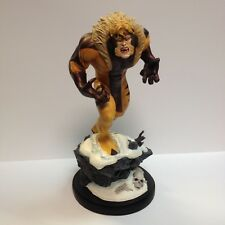 Sabretooth Painted Statue by Ray Villafane Limited #981/1500