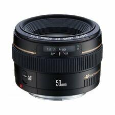 Brand New Canon EF 50mm F1.4 USM Black Pancake Lens UK*3