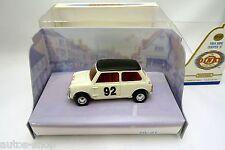 "MINI COOPER S 1964 "" Rallye Monte-Carlo "" N°92 - DINKY MATCHBOX - 1/43  -"