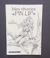 Mes rêveries Pin Up. Carnet d'illustrateur Numéroté. Point image 2007