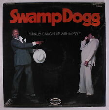 SWAMP DOGG: Finally Caught Up With Myself LP Sealed Soul