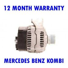 MERCEDES BENZ KOMBI 200 220 300 1986 1987 1988 - 1993 ALTERNATOR