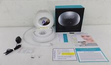 NuBrilliance 30212FC Home Microdermabrasion Machine w/3-Tips & Many Filters LOOK