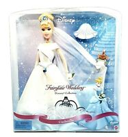 Disney Collection Cinderella Fairytale Wedding With Gus * New In Box