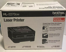 BROTHER HL-2270DW Compact Laser Printer Wireless Networking OPEN BOX