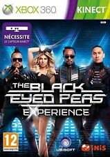 THE BLACK EYED PEAS        EXPERIENCE       -----   pour X-BOX 360
