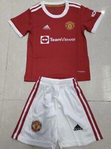 Man United Home Football Kit 2021/22. Read Description.