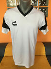 Vintage PUMA Football Training/Leisure Shirt 1980's Trikot Camiseta Maillot