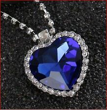 Of Ocean,Pendant and Necklaces for Gift Top High Quality Artisan Crystal Heart
