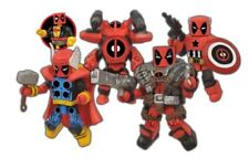 Deadpool Boxing Action Figures