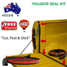 TAILGATE SEAL KIT FOR MITSUBISHI MQ TRITON 2015 RUBBER UTE DUST TAIL GATE New