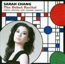 American Artistry: Sarah Chang: Debut 2011 by Sarah Chang Ex-Library