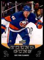 2010-11 Upper Deck Matt Martin RC #233