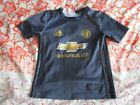 Manchester United 3rd Shirt 2018-19 age 4/5 years