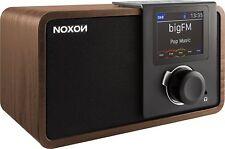 NOXON dRadio 1 Radio mit Akku DAB+ und UKW-Empfang, Journaline, EWF, Farbdisplay