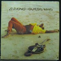 B.B KING guess who LP VG+ ABCX 759 Vinyl 1972 Record