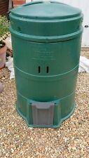 More details for the compost machine 200l plastic compost bin