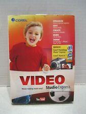 Corel VideoStudio Express 2011 + Corel PaintShop Photo Express + Corel Paint it