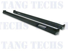 CIVIC 96-00 2/4DR MU STYLE ABS PLASTIC SIDE SKIRTS