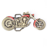 Large Motorbike Western Mens Belt Buckles for women Cowboy Vintage Belt Buckles