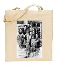 Shopper Tote Bag Cotton Canvas Cool Icon Stars Friends Ideal Gift Present