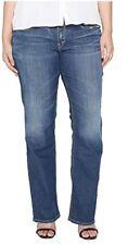 Womens Silver Jeans Elyse Slim Boot Mid Rise Sz 20 L31