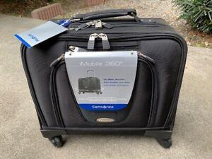 Samsonite Rolling Laptop Briefcase.