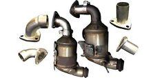 Jaguar XF 2.7D 09-Exhaust downpipe Convertisseur Catalytique Flexi Tuyau réparation tuyaux