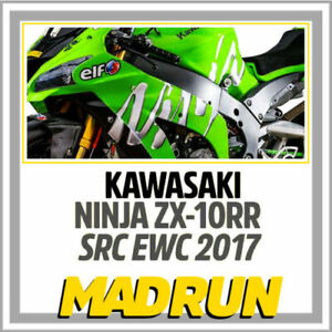Kit Adesivi Ninja ZX-10RR EWC Endurance Team SRC 2017 - Light Version