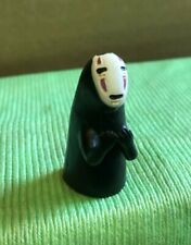 Studio Ghibli Spirited Away No Face Man Figure Faceless Figurine Toy ghost mask!