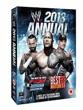 WWE Annual 2013 - The Best of Raw, Smackdown & PPV Matches 2012 6 [DVD] DEUTSCH