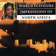 VARIOUS ARTISTS - WORLD FLAVOURS: IMPRESSIONS OF NORTH AFRICA NEW CD