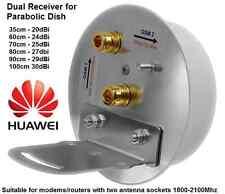 MIMO Mobile Antenna Huawei Aerial 4G 3G ricevitore SMA e5186 B315 B593 B310 dwr956