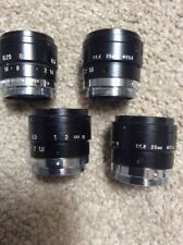Tamron 25mm 1:1.6 Lens, C-Mount Pre-Owned, Ccdworld