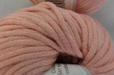 100 g Top Soft, Bändchengarn mit Seide, Gedifra, Fb.6527 apricotfarben #2644