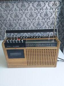 Stern Recorder R 160  DDR Radio Recorder RFT