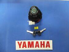 14-055 Yamaha Ignition Switch 2 Keys 3Y6/41Y-82501-81 z750 1985 86 87 88