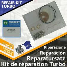 Repair Kit Turbo réparation CUMMINS Euro 2 4040675 HX35W 6BT Melett Melett
