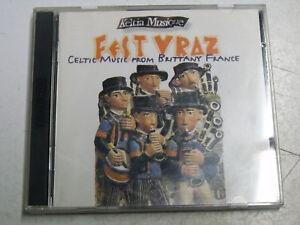 2CD Fest Vraz Celtic Music from Brittany France