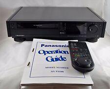 *- S-VHS - BLAUPUNKT RTV 920 - Videorecorder ( baugleich Panasonic NV- FS 100 )