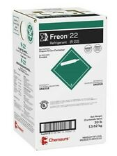 Chemours R-22 30 LB Freon R22 Refrigerant